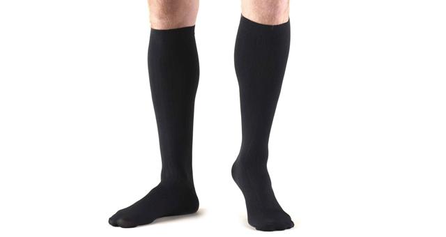 Κάλτσες για φλεβίτιδα ανδρικές κάτω γόνατος ff6a28d8645